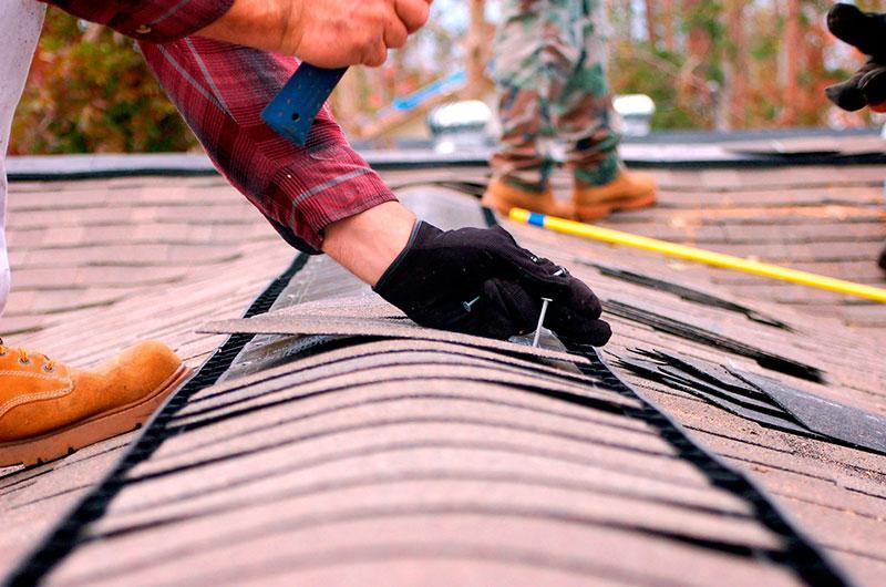 Empresa de reforma de telhado